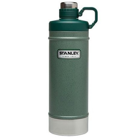Stanley Classic Vacuum Water Bottle 21oz / 621ml - Hammertone