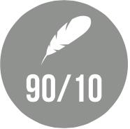 Husí peří 90 / 10